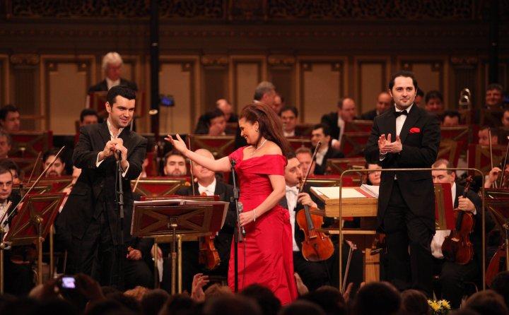Concert de Paste la Ateneul Roman (foto : Cristina Postolache)