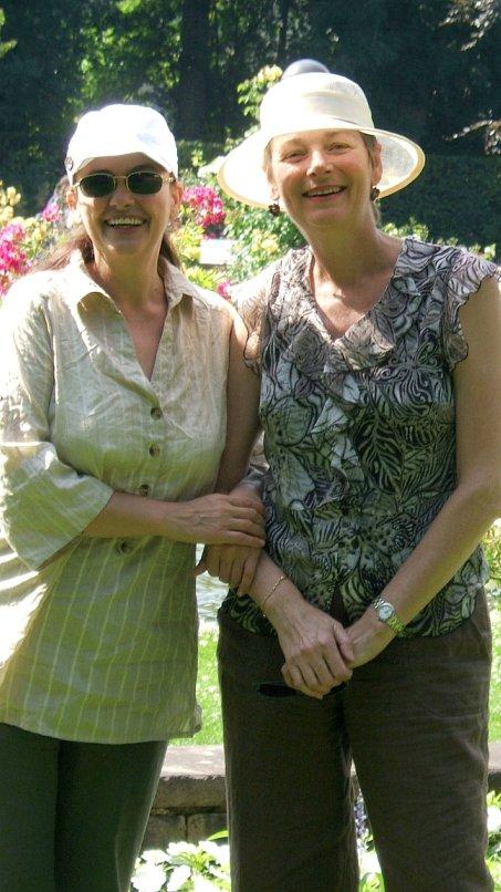 Felicia et Véronique Haut (Photo V.Haut)