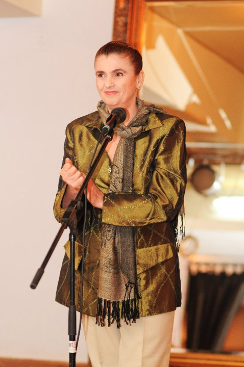 Felicia Filip, Presidente du Jury - Presedinta juriului